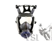 Respiradoe serie 9000 Full Face aerodinamizado con lente exclusivo sobremoldeado